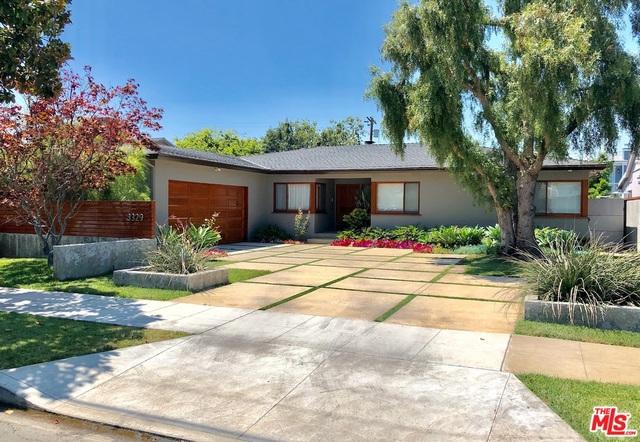 3329 CLUB Drive, Los Angeles, CA 90064
