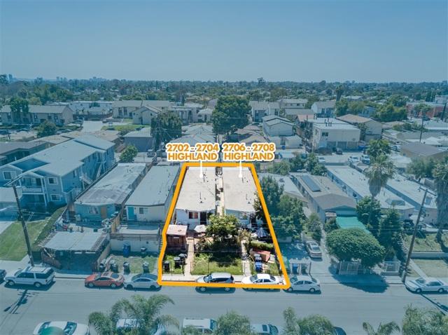 2702 Highland Ave, San Diego, CA 92105