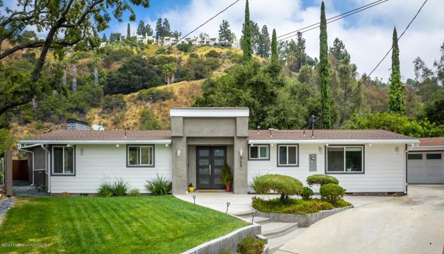 465 Noren St, La Canada Flintridge, CA 91011