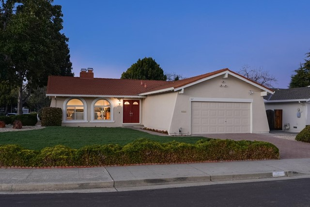 907 Bluebell Way, Sunnyvale, CA 94086