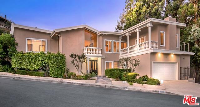 2600 ZORADA Drive, Los Angeles, CA 90046