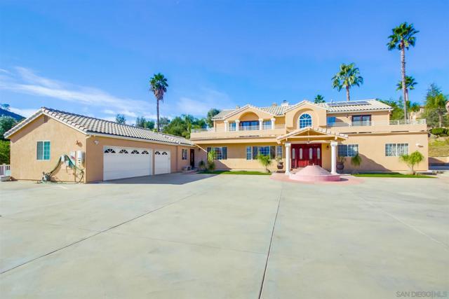 1455 Fuerte Heights Ln, El Cajon, CA 92019