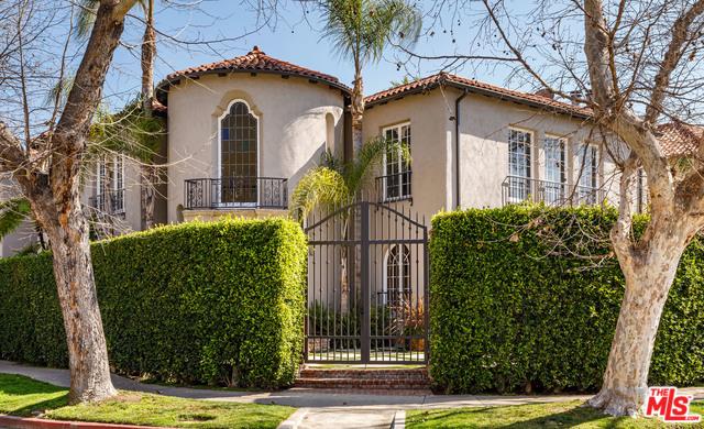 100 S ORANGE Drive, Los Angeles, CA 90036