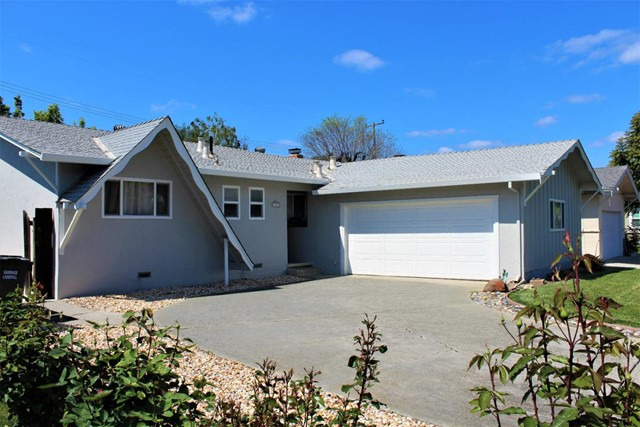 3361 Tracy Drive, Santa Clara, CA 95051