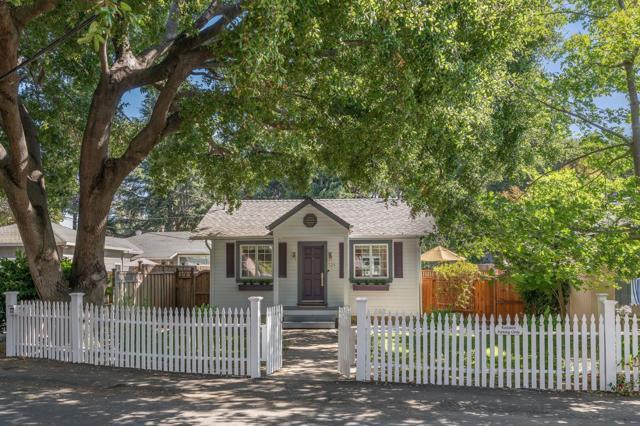 124 Oak Court Menlo Park, CA 94025