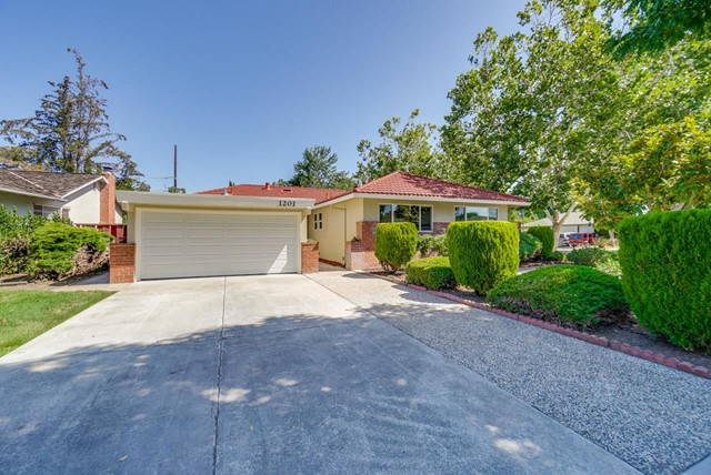 1201 Knickerbocker Drive, Sunnyvale, CA 94087