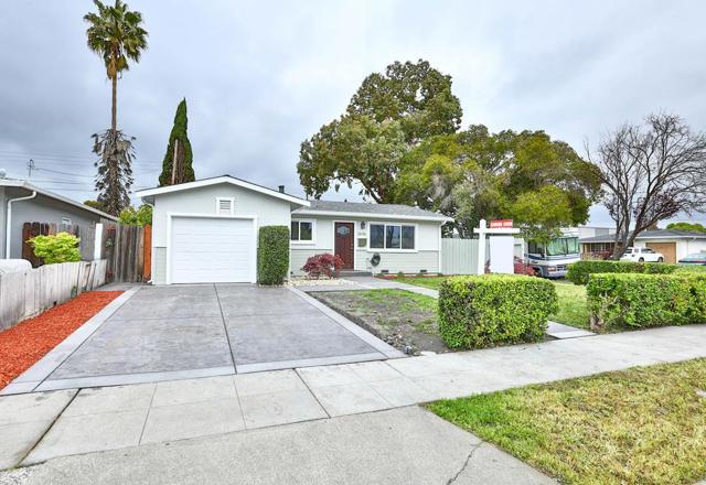 2636 Glade Drive, Santa Clara, CA 95051