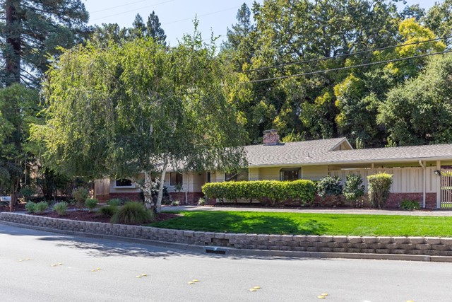 521 La Mesa Drive, Portola Valley, CA 94028