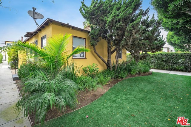 Tucked away in a quiet neighborhood, this rent control depressed asset is ideal for an investor looking to reside at the property. This Bungalow-style fourplex is located in the highly desirable beach community of Santa Monica. Positioned in the middle of a tree-lined residential block just south of Ocean Park Blvd. The property is adjacent to the neighborhood's local cafes, markets and shops along Ocean Park Boulevard and not far from Trader Joes, Whole Foods and Costco. Constructed in 1948, this almost 3,000 SF single-story trophy asset sits on 7,010 SF with SMR2 zoning. Comprised of (3) one-bedroom units and (1) light filled three-bedroom one and 3/4 bath middle unit surrounded by gardens. Each unit has been individually metered for gas and electricity. Additional property amenities include a landscaped front and back yards and (5) private, one-car garages.  Two of the garages have been converted to an office/storage space with carpeting, lighting, and a window. The community laundry room has a stylish newer floor. 2005 Oak Street presents significant value-add opportunity to investors. With a popular location that is consistently under high demand among high-earning young professionals, 2005 Oak Street affords investors the opportunity to acquire a flexible investment property in this ever-growing metropolitan beach community.