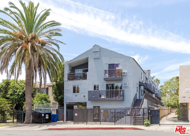 THIS APARTMENT IS SITUATED ON A CUL-DE-SEC NEAR THE INTERSECTION OF MELREOSE AVE AND NORMANDIE AVE.THIS BUILDING IS NESTLED BETWEEN THE THRIVING SUBMARKETS OF SILVER LAKE, KOREA TOWN, HOLLYWOOD AND DOWNTOWN LOS ANGELES. CONSTRUCTED 1991, THIS BUILDING FEATURES AN EXCELLENT UNIT MIX, CONTAINING EXCLUSIVELY TWO AND THREE BEDROOM APARTMENT. THIS APARTMENT HAS BEEN THOROUGHLY RENOVATED IN THE PAST 2 YEARS,WITH UPGRADES NEW CUSTOM KITCHEN CABINET AND COUNTER TOPS AND NEW HARDWOOD AND TILE FLOORING, INCLUDE UPGRADED  BATHROOM. IN ADDITION TO PROVIDING STRONG CASH FLOW. THE GATED PARKING GARAGE CONTAINS SPACE FOR 18 CARS,PROVIDING TENANTS A RATIO OF TWO PARKING SPACE PER UNIT.