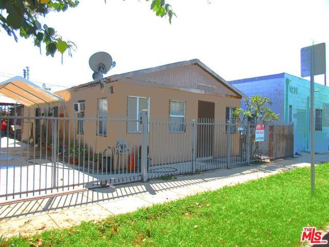 1234 S GERHART Avenue, Commerce, CA 90022