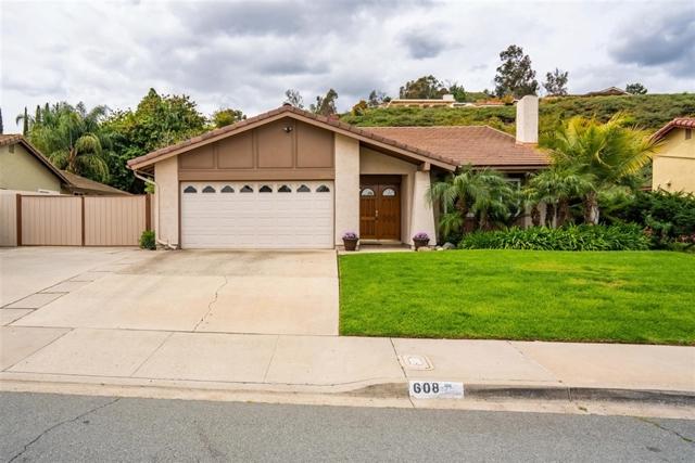 608 Dewane, El Cajon, CA 92020