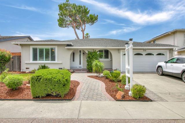 775 Sunset Glen Drive, San Jose, CA 95123