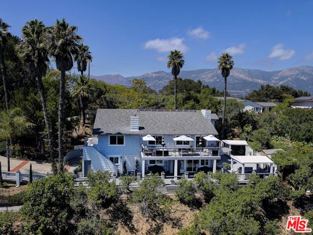 1485 La Cima Rd, Santa Barbara, CA 93101 Photo