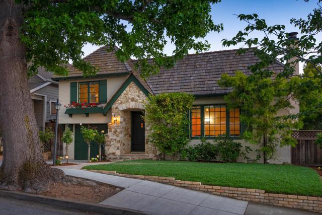 1329 Cabrillo Avenue Burlingame, CA 94010