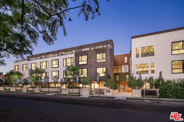 21. 724 N Croft Avenue #103 Los Angeles, CA 90069