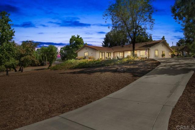 1729 Panettah Drive, Alpine, CA 91901