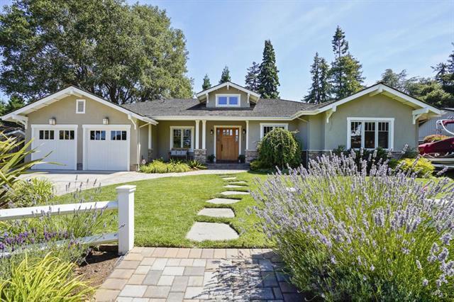 658 Spargur Drive, Los Altos, CA 94022