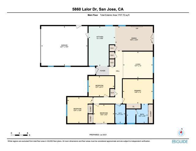 48. 5860 Lalor Drive San Jose, CA 95123