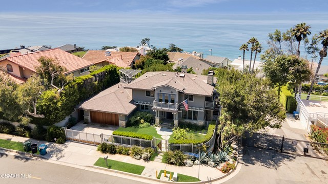 A Craftsman masterpiece in the very exclusive Broad Beach community in Malibu, Ca. An ideal floor plan providing a blissful feeling with exceptional finishes. Viking & Sub Zero appliances throughout the kitchen and a sizable outdoor spa/shower. Breathtaking views from the epic wraparound balcony, this home is just steps away from a secluded stunning beach. Enjoy the sand nearly 365 days out of the year! This is truly the perfect beach property for the family in such a unique spot!