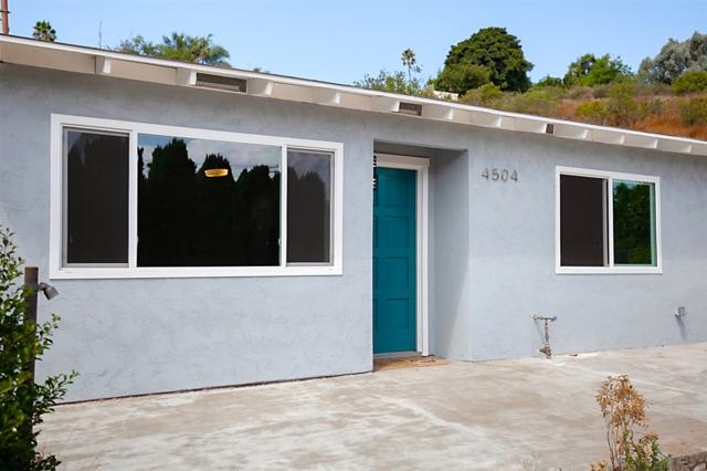 4504 Home Ave, San Diego, CA 92105
