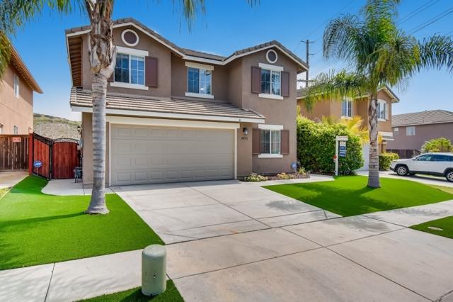 4971 Cimarron Way, San Diego, CA 92154