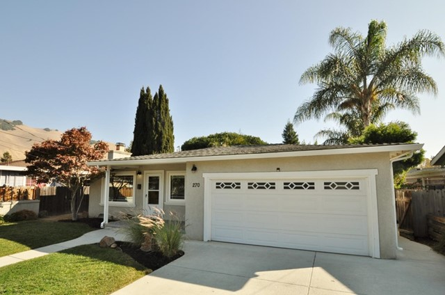 270 Barton Drive, Fremont, CA 94536