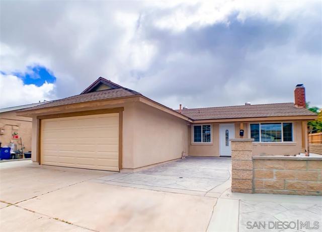 10762 Fenwick Rd, San Diego, California 92126, 4 Bedrooms Bedrooms, ,2 BathroomsBathrooms,Single family residence,For Lease,Fenwick Rd,210009017