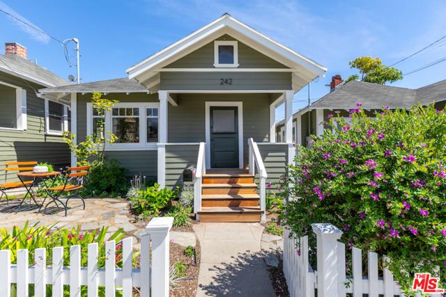 242 Hill Street, Santa Monica, CA 90405