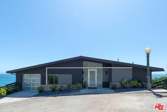 17538 Posetano Rd, Pacific Palisades, CA 90272