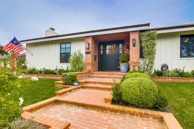 1629 Chatsworth Blvd., San Diego, CA 92107