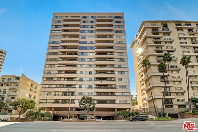 """One of the most prestigious address on The Corridor """"The Regency Wilshire"""". This very rare cool & sexy unit  features approx 2,600 sq ft /w 2bd """"Plus"""" a den 3 baths, 12th floor/w explosive unobstructed city lights & ocean views from every room. This open floor plan & corner unit has spared no expense.. Complete  remodel of the highest quality & craftsmanship.. Marble entry with beautiful hardwood planks throughout.This unit exudes the best of the best.. Modern vibe, light & bright, Custom Chefs Kitchen with top of the line Viking & Sub Zero stainless appliances, beautiful center island with breakfast area.Each bathroom is custom designed.. Great Master Suite/w two walk in closets, Four Seasons Style Elegant bath, Laundry Room in unit, Only four units per floor. Very Private. Lovely large viewing balcony overlooking the city. This Full Service Building has 24 Hour Security, Valet, Pool, Spa, Fitness Center, Close to Beverly Hills, Century City."""