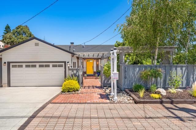 1510 Williams Avenue, Belmont, CA 94002