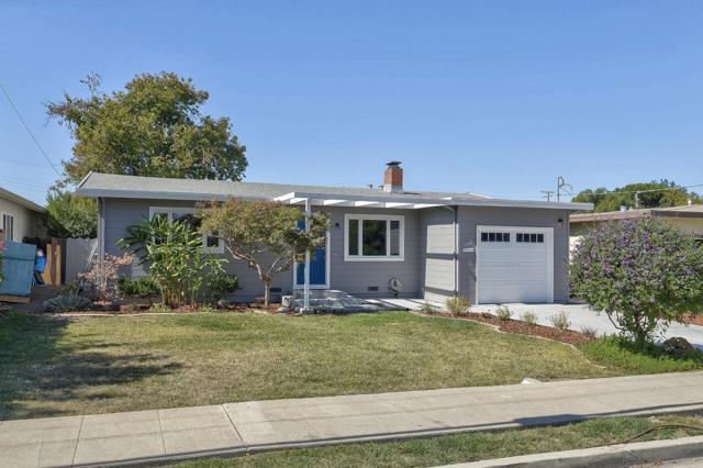 593 Kirk Avenue, Sunnyvale, CA 94085