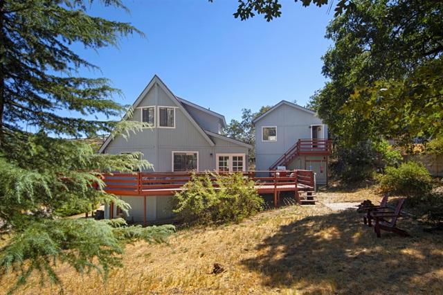 881 Pine Cone Drive, Julian, CA 92036