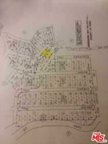 0 Valley Trail Lot 2, Frazier Park, CA 93225