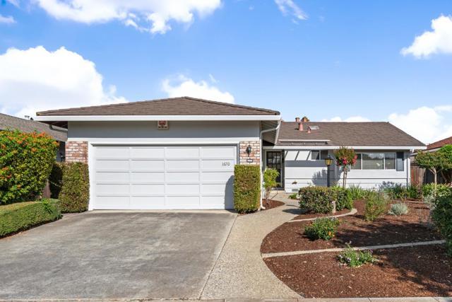 1670 Longspur Avenue, Sunnyvale, CA 94087