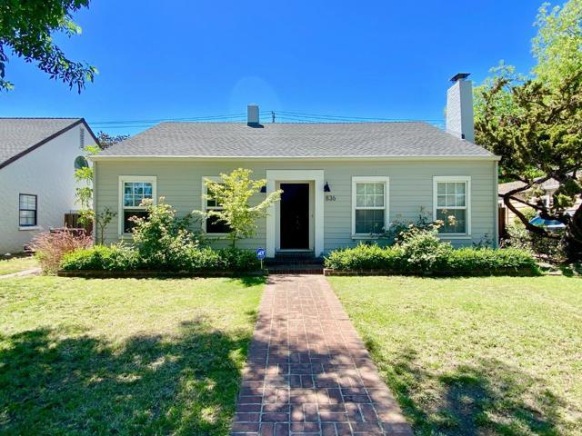 836 Monterey Avenue, Stockton, CA 95204