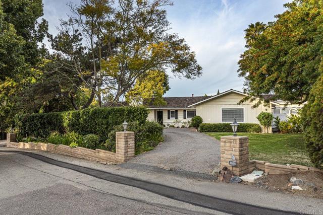 6120 El Romero, Rancho Santa Fe, CA 92067