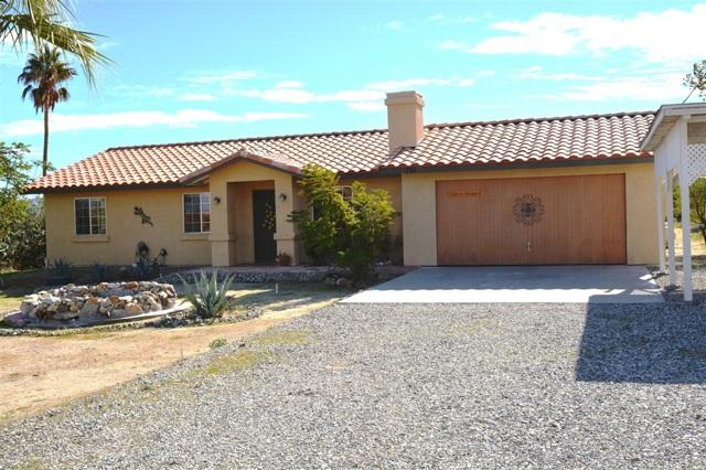 751 Rango, Borrego Springs, CA 92004