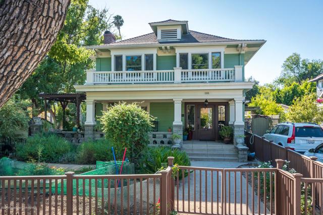 1165 N Los Robles Avenue, Pasadena, CA 91104