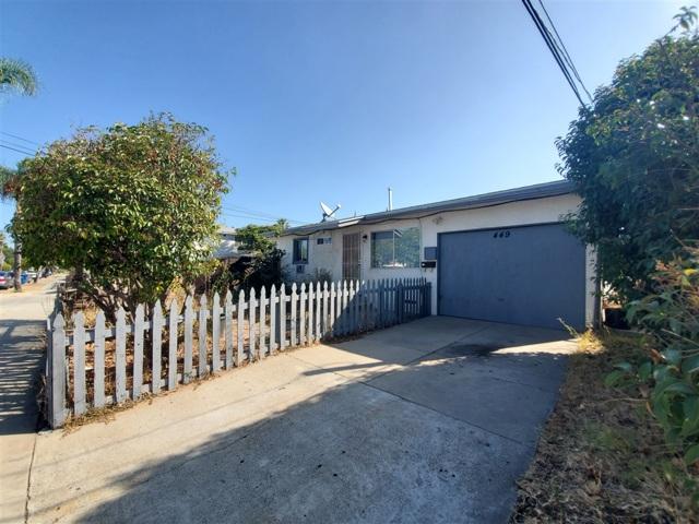 441 Claydelle Avenue, El Cajon, CA 92020