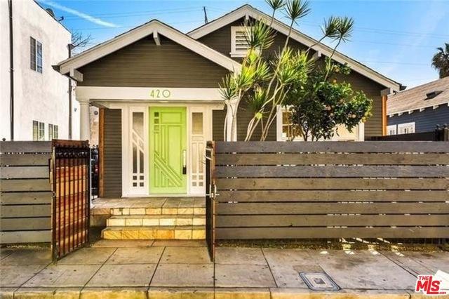 420 S BENTON Way, Los Angeles, CA 90057