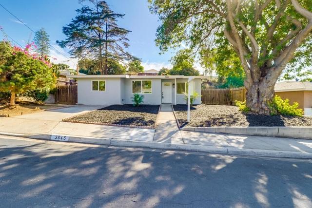 3645 Gayle St, San Diego, CA 92115