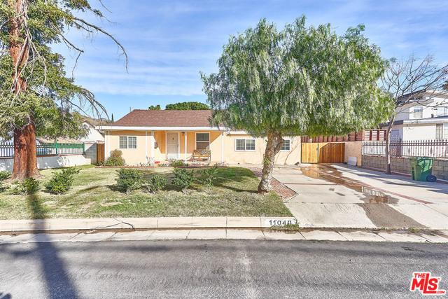 11040 ORO VISTA Avenue, Sunland, CA 91040