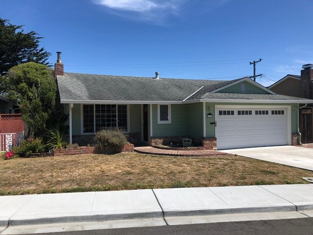 1160 Glenview Drive, San Bruno, CA 94066