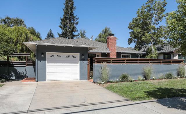 1055 Embarcadero Road, Palo Alto, CA 94303