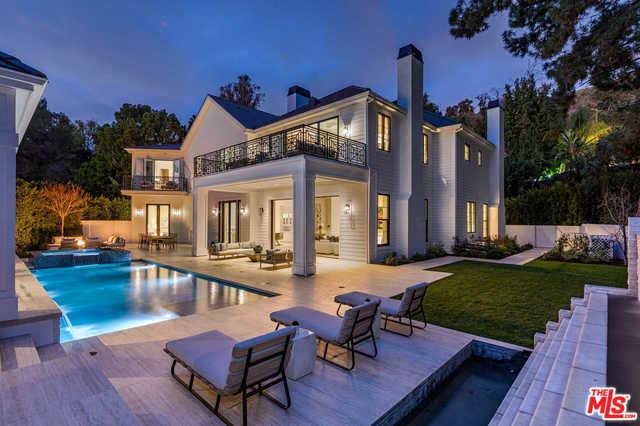 9520 HIDDEN VALLEY Road, Beverly Hills, CA 90210