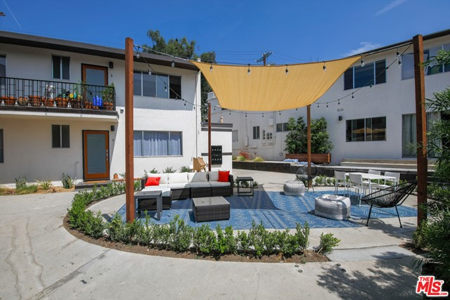 We proudly present The Benner Street Apartments, 14 units walking distance from Highland Parks trendiest bars, restaurants and shops on Figueroa St.  Tenants are a short walk or bike ride over from Blind Barber, Kitchen Mouse, Highland Park Bowl (L.A.s oldest bowling alley), Mr. Holmes bakehouse, ETA, Home State, Otono, Triple Beam Pizza, the iconic Highland Theatres and many more. - Turnkey, cash flowing asset in Highland Park - 12 of 14 units have been completely remodeled with contemporary designer custom finishes -  New flooring throughout renovated units - Brand new appliances in modernized kitchens - Large windows to provide ample natural lighting - Newly landscaped grounds and courtyard - Furnished outdoor seating areas for tenants to enjoy and socialize - Approximately 18 gated private parking spaces -  Excellent location in Highland Park, one of Los Angeles trendiest neighborhoods