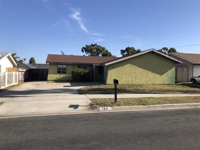 154 Warner Street, Oceanside, CA 92058